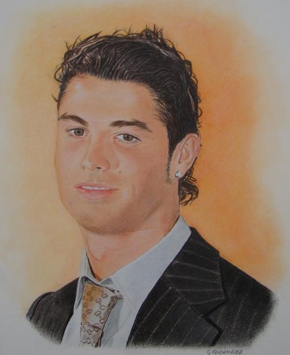 Ronaldo by GaryF